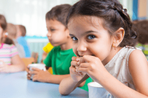 Toddler nutrition & health